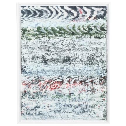 David Donovan JensenFire Hymn, No. 1, 2016[DDJ.26]Acrylic and pastel on paper32 x 24 1/2 in.