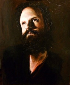 Jonny Kelson - Father John Misty, 24 x 30