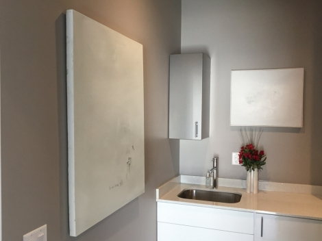 Danielle VoightOil on canvasThese paintings are being featured in newly built Minneapolis, MN residence designed by Flora Angela Brama & REVELRY STUDIO, December 2015.