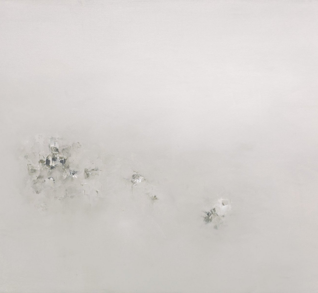 Danielle Voight Suchness, 2014 [DV.16] Oil on Canvas 30 x 40 in.
