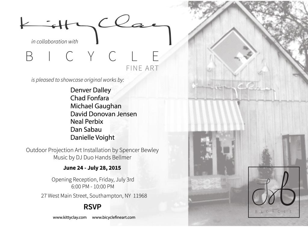 Bicycle at Kitty Clay