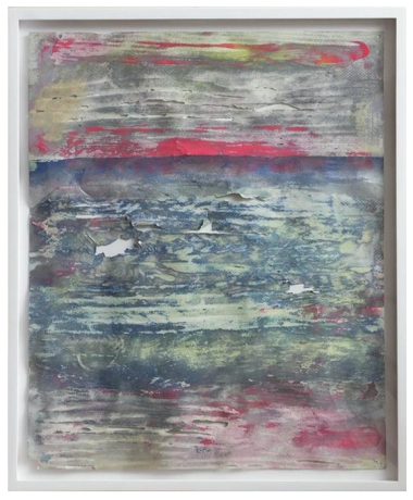 David Donovan Jensen - Bicycle Fine Art - Wave Hymn No 3